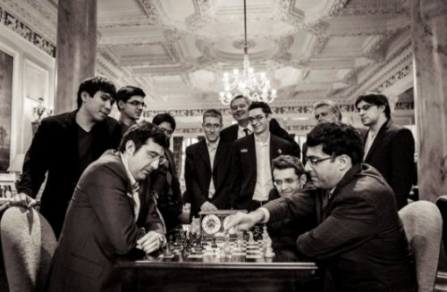 London Chess 2016